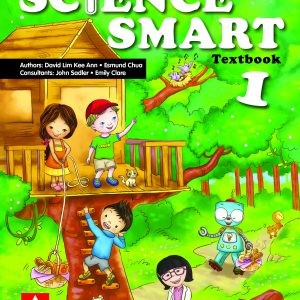 science SMART G1 textbk cover
